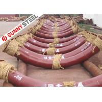 Quality Wear-resistant Alloy Composite 90 degree bend for sale