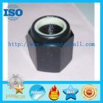Quality High-strength Nylon Lock Nut,Grade 8 black hex nut,Hex nylon nut,Hex insert nylon nut,Hexagonal nylon insert nut,hex nut for sale