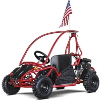 China Wheelbase 39.37' Riverbed 80cc Kids Off Road Go Kart on sale