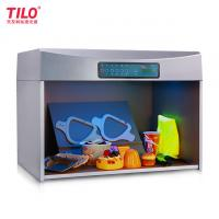 Quality P60+ Color Assesment Cabinet Light Booth With Philips D65 TL84 UV F CWF TL83 for sale