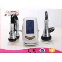 Quality Skin Care Radio Frequency Home Device , Ultrasonic Cavitation Slimming Machine for sale
