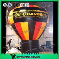Quality 420D Oxford Cloth Inflatable Advertising Balloons , Digital Printing Inflatable Balloon for sale