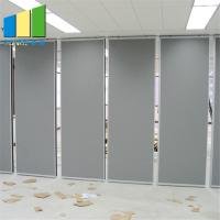 Buy cheap Operable Wall Aluminium Mobile Sound Proof Wall Partitions For Ballroom from wholesalers