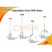 Quality Adjustable Cane With Base for sale