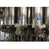 Tomato Paste Can Filling And Sealing Machine Pneumatic Driven 1 Year Warranty