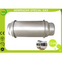 Quality Refrigerant R116 Electronic Gases Hexafluoroethane CAS 2551-62-4 for sale