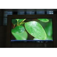 Quality High Definition Led Video Wall Panels , P6mm SMD Indoor Led Display Screen for sale