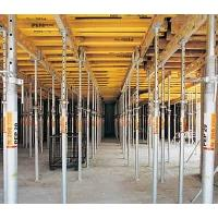 China Waterproof construction steel slab formwork system , steel shuttering for concrete on sale