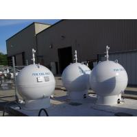 Quality Movable Compressed Natural Gas Storage Tank20/25MPa Pressure CNG Hydrogen Applied for sale