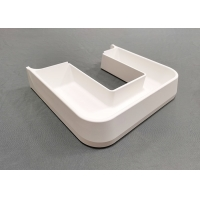 Quality TPE TPR Custom Machining Injection Molding Parts Matte ABS Plastic ASTM for sale