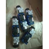 Quality Rexroth Directional spool valves, direct operated with solenoid actuation 4WE6HA6X/EG24N9K for sale