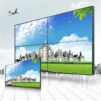 Quality High Definition Wall Mount 4 Screen LCD Video Wall Super Wide Visual Angle for sale