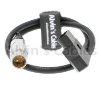 Quality 2B lemo 2 pin Cable Power from a Cinema Pro JR pan tilt head to LONTONO fiber for sale