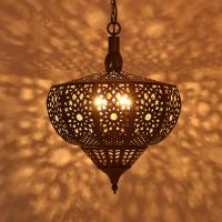 Quality Gold-plated Mosque Chandelier for prayer hall Restaurant decoration(WH-DC-15) for sale