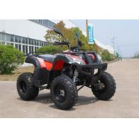 Quality Red Kandi Oil-Cooled CVT ATV Quad Bike 200cc With Chain Drive For Adult for sale