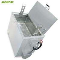 Quality Double Walled Insulated Stainless Steel Kitchen Soak Tank 168L For Oven Pan Cleaning Small / Medium Tank for sale