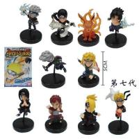 Quality Naruto collectable figure,pvc figure for sale