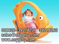 Golden Fish Rider
