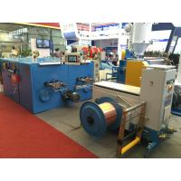 Double Head Copper Wire Twisting Machine 5.5Kw For Medical Equipment / Aerosapce