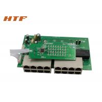 Buy Gigabit Ethernet Switch Module 16 Port , 10/100/1000mbps Ethernet Switch Board at wholesale prices