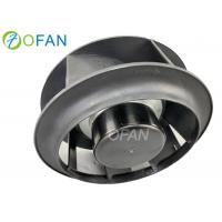 Quality Fireplace Centrifugal Backward Curved Fan , EC Motor Centrifugal Roof Fans for sale