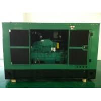 China 40kva - 500kva Cummins Diesel Generator 1500rpm 4 Poles Leroy Somer on sale