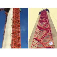 Quality 75 Type Construction Scaffold Stair Tower With 2.5m Length Flexible To Disassemble for sale