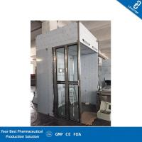 Quality Automatic Air Control Dispensing Booth Negative Pressure And Laminar Air Flow for sale