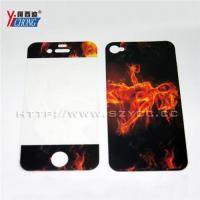 China color screen protector for iphone4 on sale
