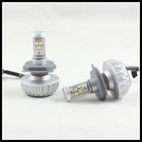 Quality H1 H4 H7 H11 9006 9005 20W 3000LM Cree Motorcycle Car LED Headlight Conversion Kit white for sale