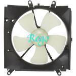 Asamblea auto de ventilador del radiador del OEM No.16363-74020 Toyota Corolla