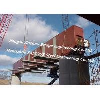 Quality High Strength Segmental Box Girder Structural Formwork  Bridges For Highway And Railway Projects for sale