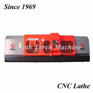China Horizontal CNC High Precision Lathe Machine High Accuracy Custom Voltage on sale
