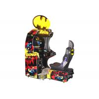 Quality Batman Car Video Coin Operated 420W Racing Game Machine for sale