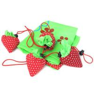 Quality strawberry nylon bag for sale