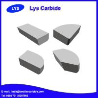 Quality Tungsten Carbide Brazed Tips Type A2 For making boring tools and end turning tools for sale