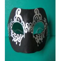 Quality Environmently- friendly Hallowmas Mask Pulp Moulded Products Support DIY Painting for sale