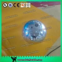 Quality 40cm Holiday Inflatable Silver Mirror Ball Balloons Dia. 5M For Display for sale