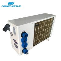 Quality Best selling cheap natural gas solar electric water pool heater for above ground pools for sale