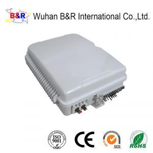 Quality Anti Rust 24 Cores Fiber Optic Distribution Box for sale