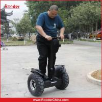 Quality Rooder Powerful Electric Off Road Balance scooter for sale