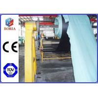 Quality 10-20 M/Min Molding Speed Conveyor Belt Vulcanizing Machine 29 Meters Total Length for sale