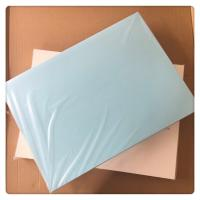 No Concavities Water Transfer Printing Paper Blue 480 * 610 For Golf Clubs