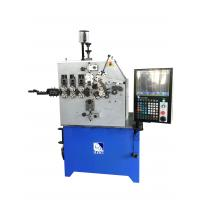 Quality Max Wire Diamater 4.0mm Spring Coiling Machine With Three To Five Axes for sale