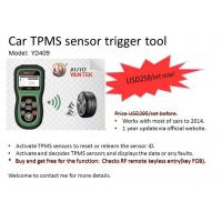 China Yan Tek TPMS tire pressure monitor system  YD409 on sale