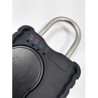 Quality Truck Tracking GPS Tracker G400 GPS Tracker GPS Padlock with cable with key opening/remote open/seal card open for sale