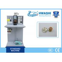Buy Capacitor Discharge Table Double Spot Welding Machine for Battery Tab at wholesale prices