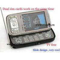 China Dual SIM Cell Phone with TV (AW-C8000) on sale