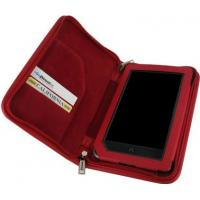 Buy Customized Zipper Style Protective PU Leather Barnes & Noble Nook Color Cover Case at wholesale prices