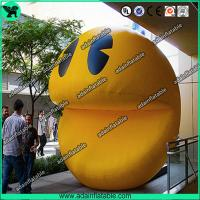 Quality Inflatable Pacman,Inflatable Smile Face , Inflatable Pacman Cartoon for sale